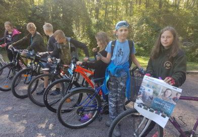 """""""Sprawny rower – bezpieczniej na drodze"""" – Społecznik 2018"""